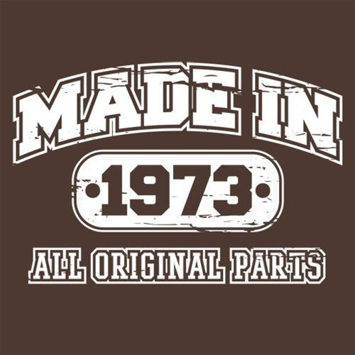 Made in 1973 All Original Parts