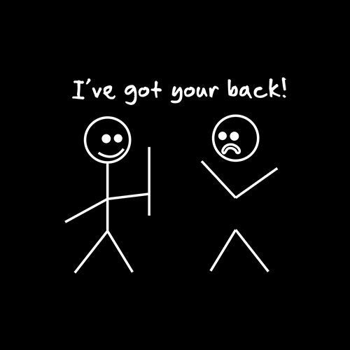 I Got Your Back