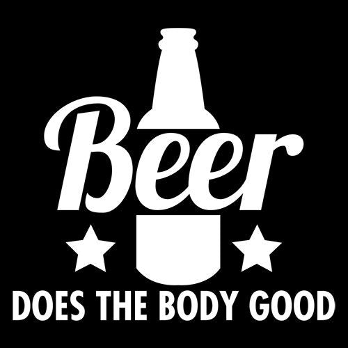 Beer Does The Body Good