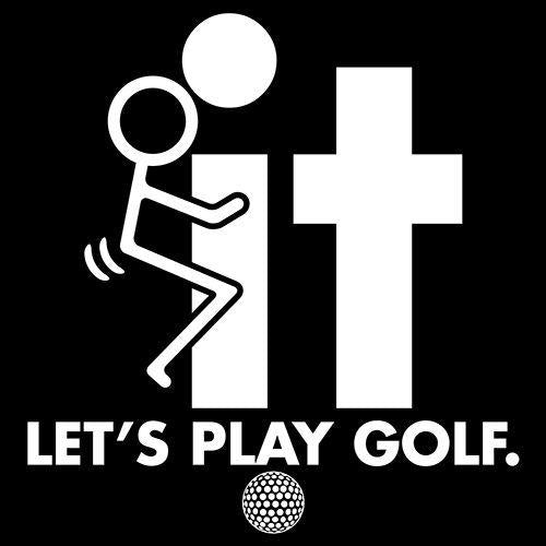F-It Let's Play Golf