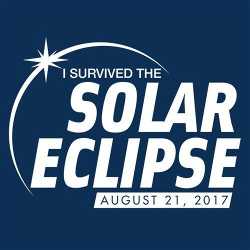 I Survived The Solar Eclipse August 21, 2017