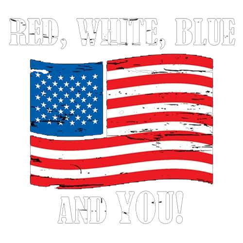 Red, White, Blue And You
