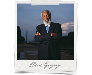 About Dick Gregory