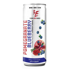 3E ESSENTIAL ENERGY ENHANCER, POMEGRANATE BLUEBERRY HEALTHY ENERGY DRINK (PACK OF 12)