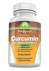 Dick Gregory's Essential Curcumin Veg Capsules
