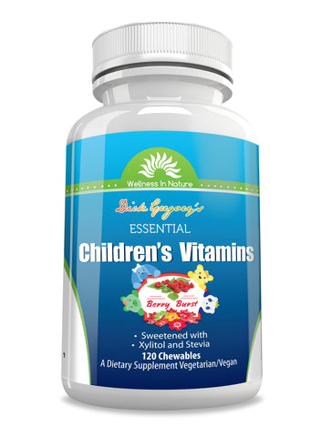 Dick Gregory's Essential Children's Vitamins
