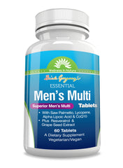 Dick Gregory's Essential Men's Multiple Vitamin Tablets