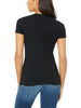 I am Never Looking Back | Women's Slim Fit T-Shirt