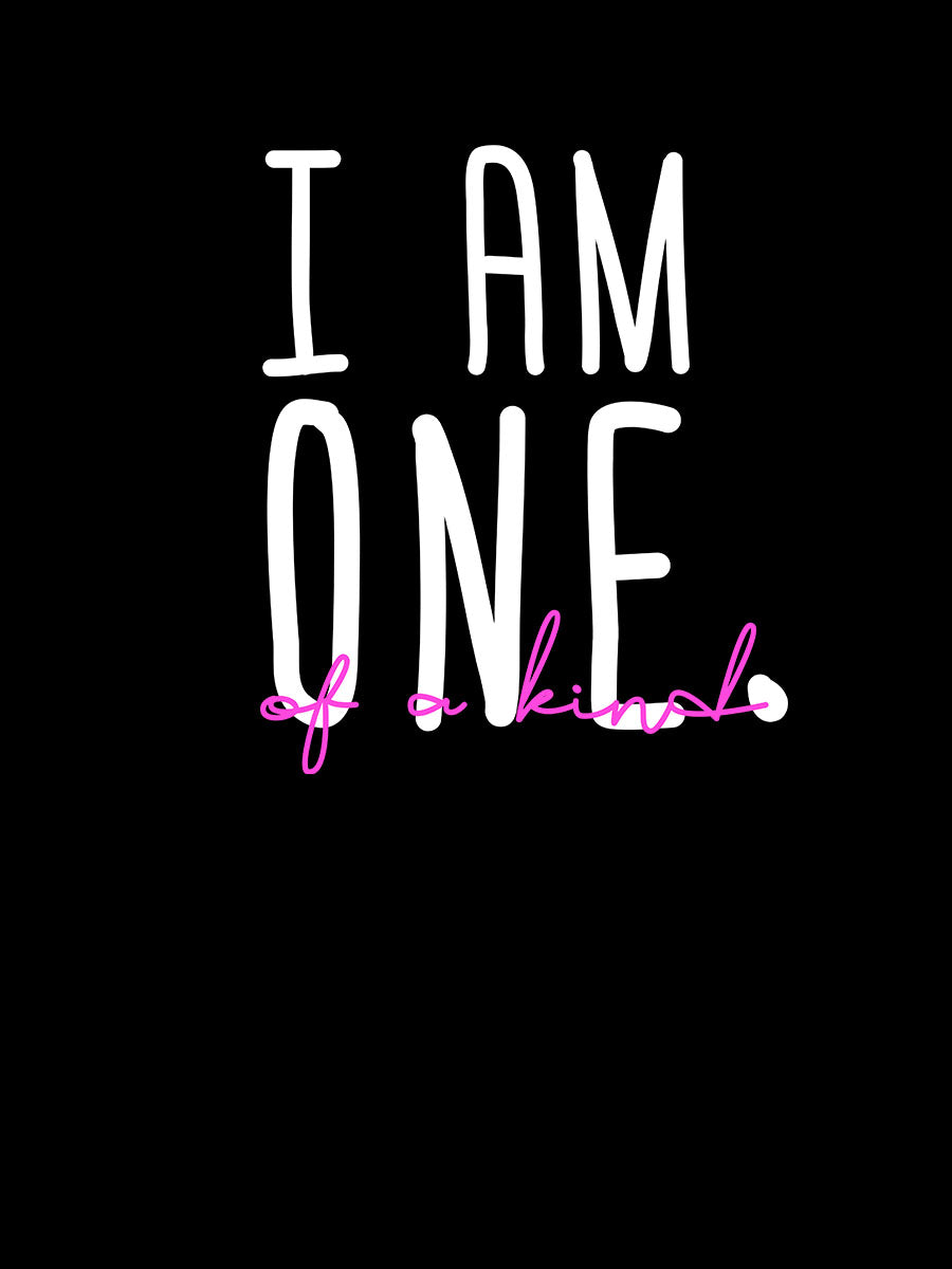 I am One of a Kind |  Unisex T-Shirt