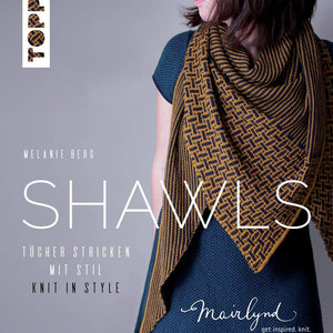 Shawls. Knit in Style. by Melanie Berg