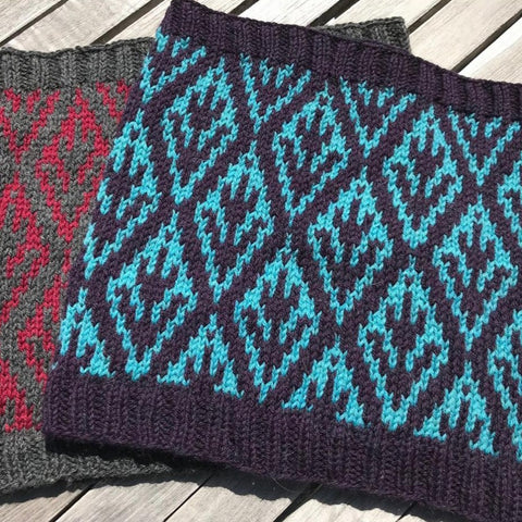 Introduction to Stranded / Fair Isle Knitting - A Virtual Class - June 23rd and 30th