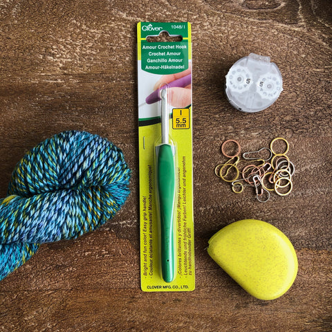 Clover Amour Crochet Hook