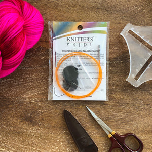 Knitter's Pride Dreamz Interchangable Needle Cord