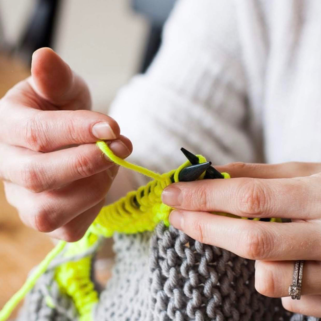 Knitting 101 - A Virtual Workshop  - January 20th