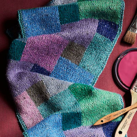 Introduction to Intarsia - A Virtual Workshop - June 11th