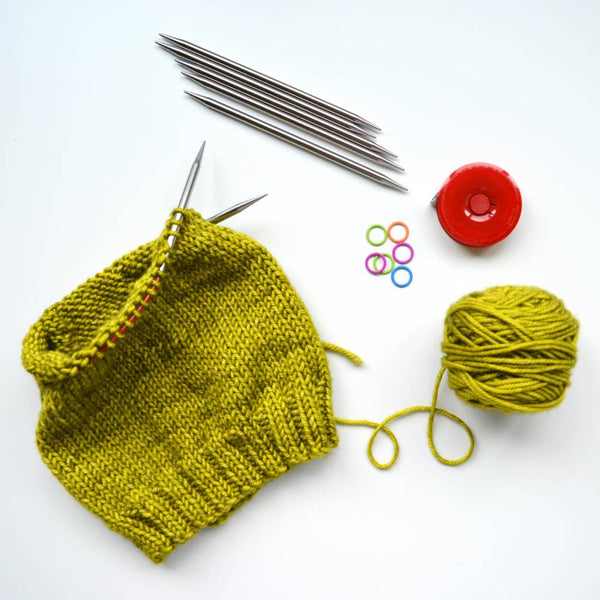Knitting Hats 101 - A Virtual Workshop - February 12th and 19th