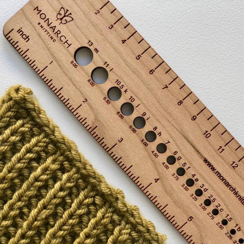 Monarch 6-inch ruler