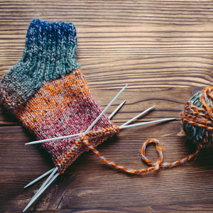 Socks 101 - A Virtual Workshop - February 8th, 15th and 22nd