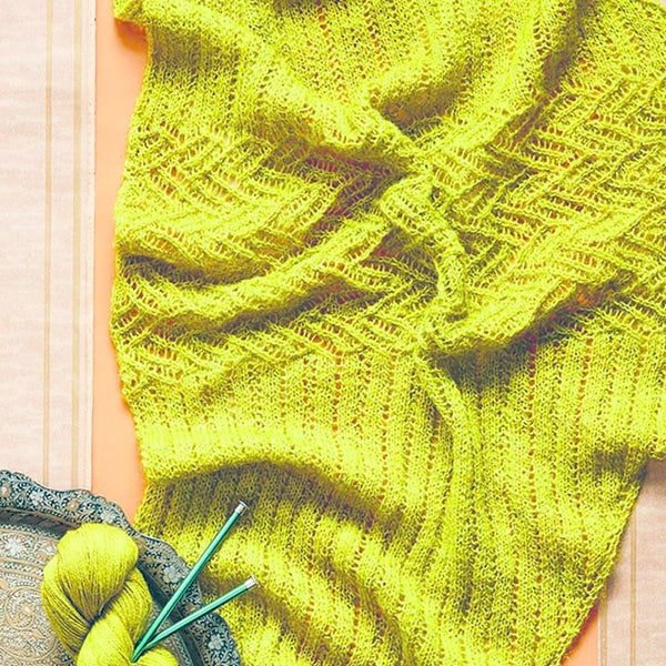 Modern Daily Knitting Field Guide No. 15 - Open