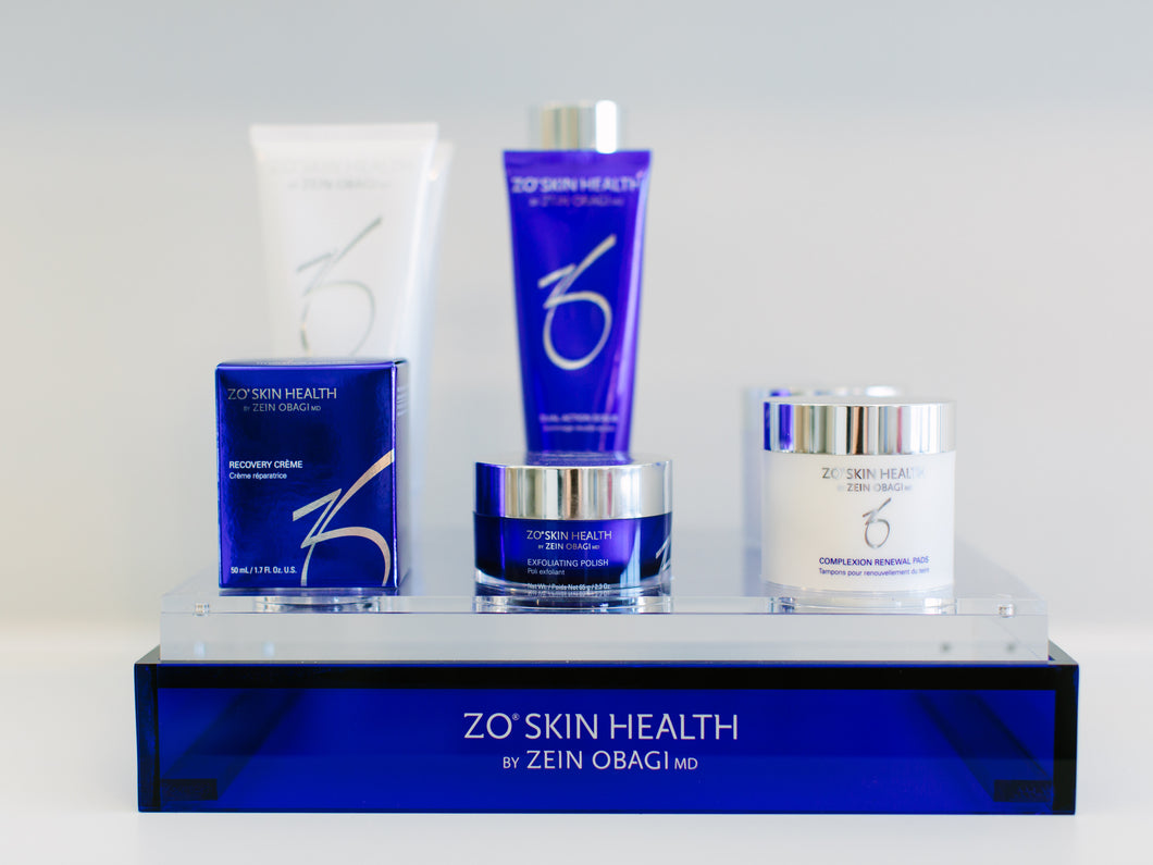 ZO Skin Health Products (PLEASE CALL THE OFFICE TO ORDER)