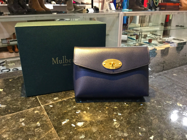 BRAND NEW Mulberry Cosmetic Bag