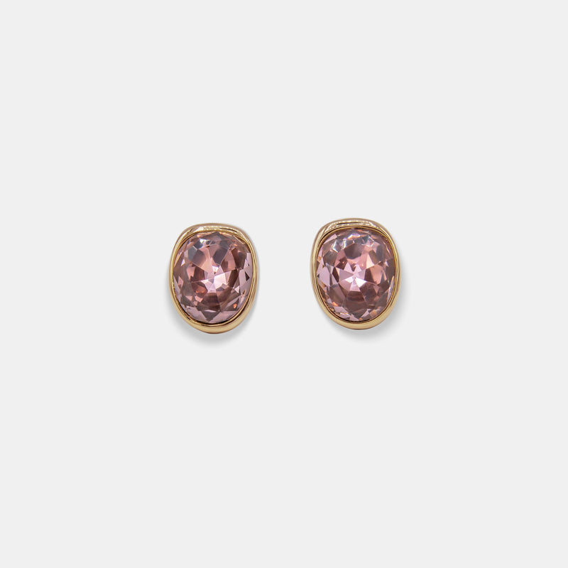 Maryjane Claverol luxury crystal studs