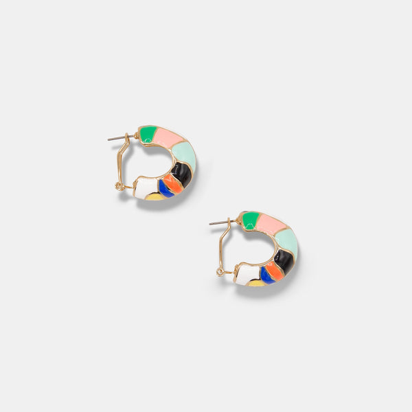 MARYJANE CLAVEROL, New Arrivals for summer, Clement Hoops by MaryJane Claverol