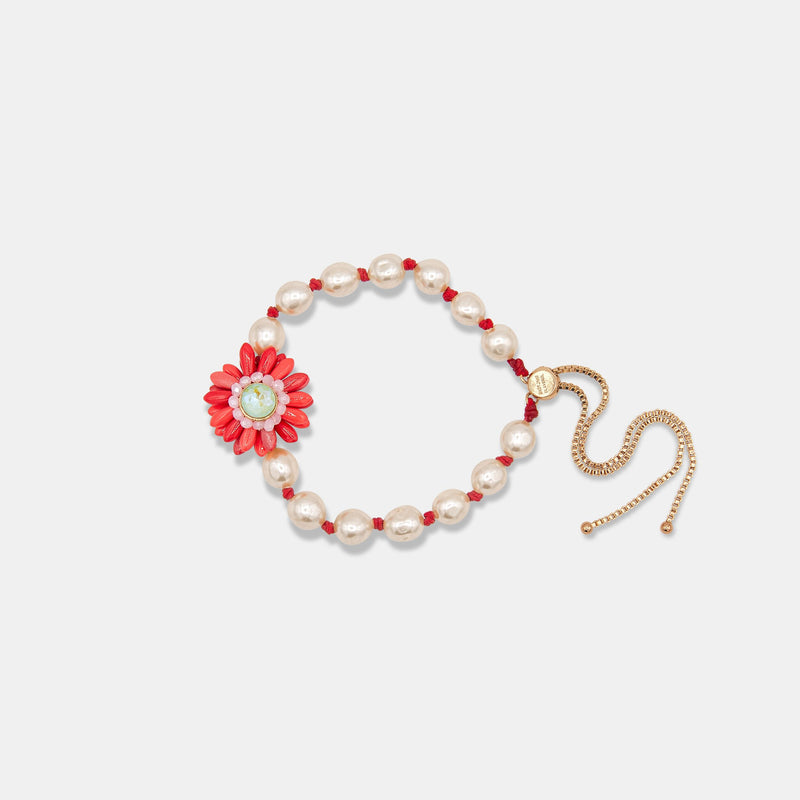 MARYJANE CLAVEROL, New Arrivals for summer, Delphine bracelet  by MaryJane Claverol