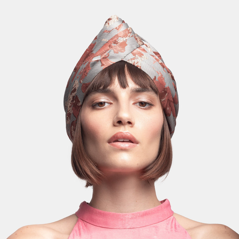 Pleated headband - LENON