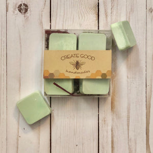 Rosemary + Sage wax melts