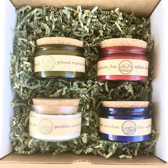 Elements Candle Goody Box