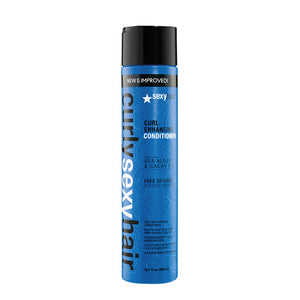Curly Sexy Hair sans sulfates après-shampoing 300ml - Cosmetix Maroc
