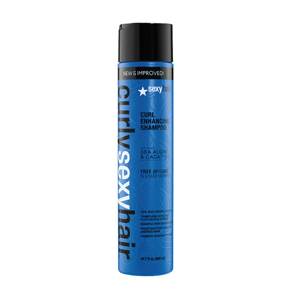 Curly Sexy Hair sans sulfates shampoing 300ml - Cosmetix Maroc