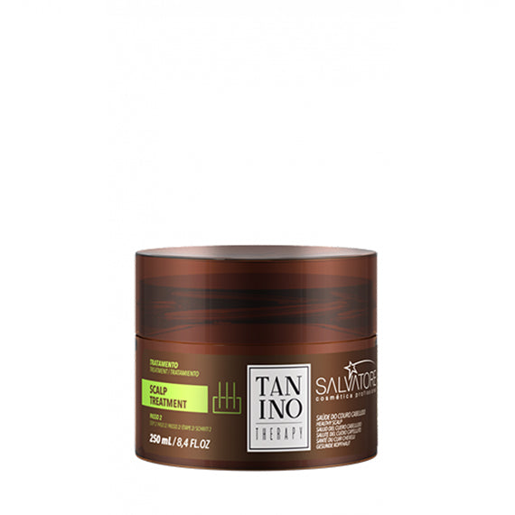 Tanino Therapy Scalp treatment masque 250ml - Cosmetix Maroc