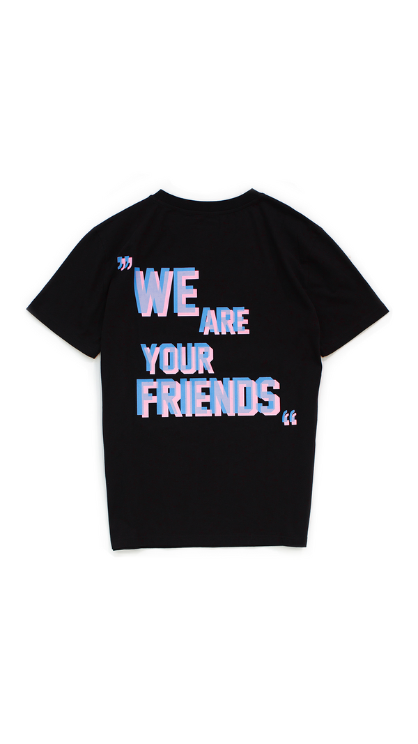 "Camber. x Pipifein ""WE ARE YOUR FRIENDS"" Shirt"