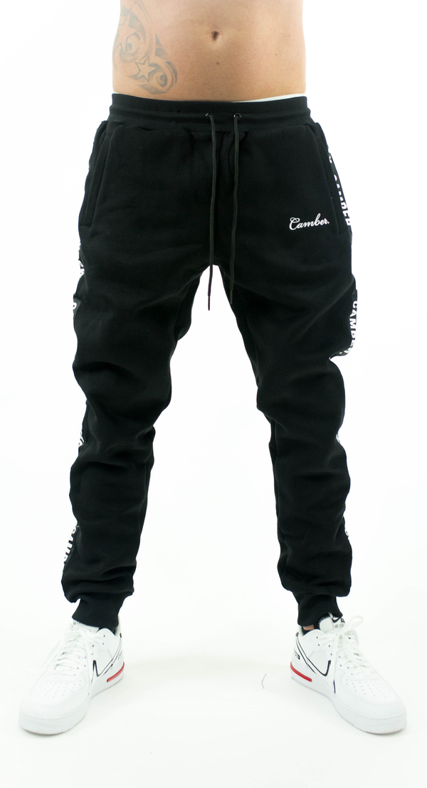 STRIPES BLACK Sweatpant