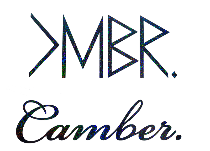 Camber. Decal Set