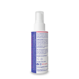 Magnesium Spray