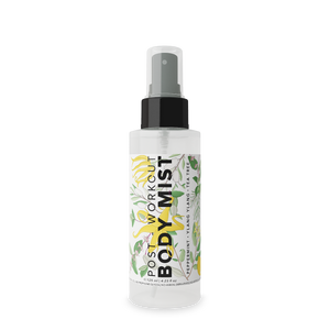 Post-workout Body Mist [Peppermint; Ylang Ylang; Tea Tree]