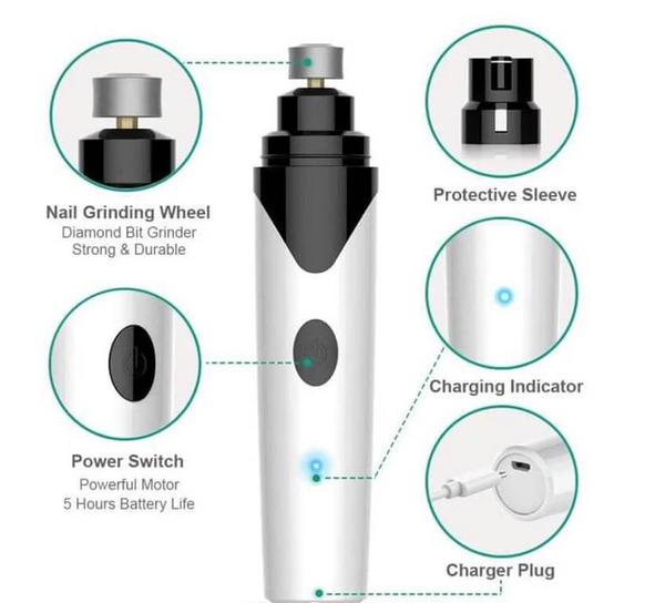 PowerPaw Nail Trimmer