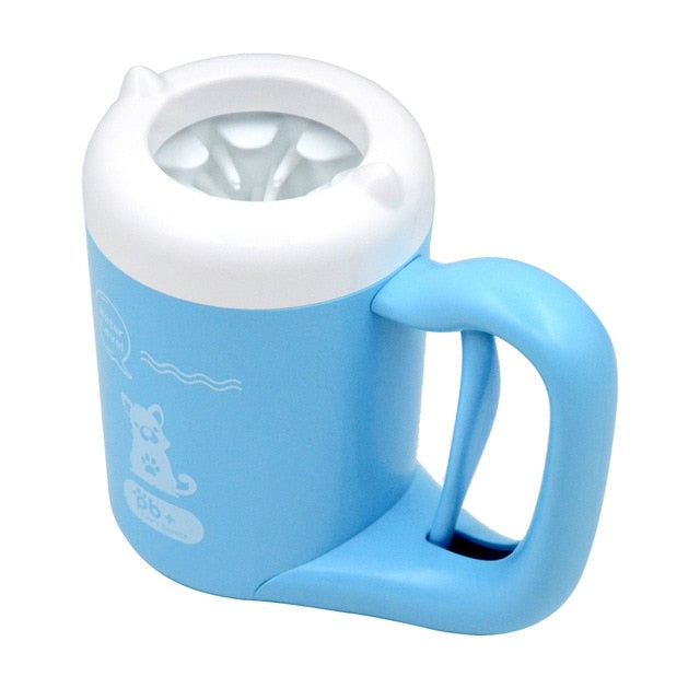 Paw Cleaning Mug