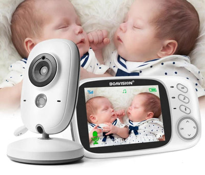 Baby Monitor LCD 3.2 Inches Wireless With 2 Way Audio