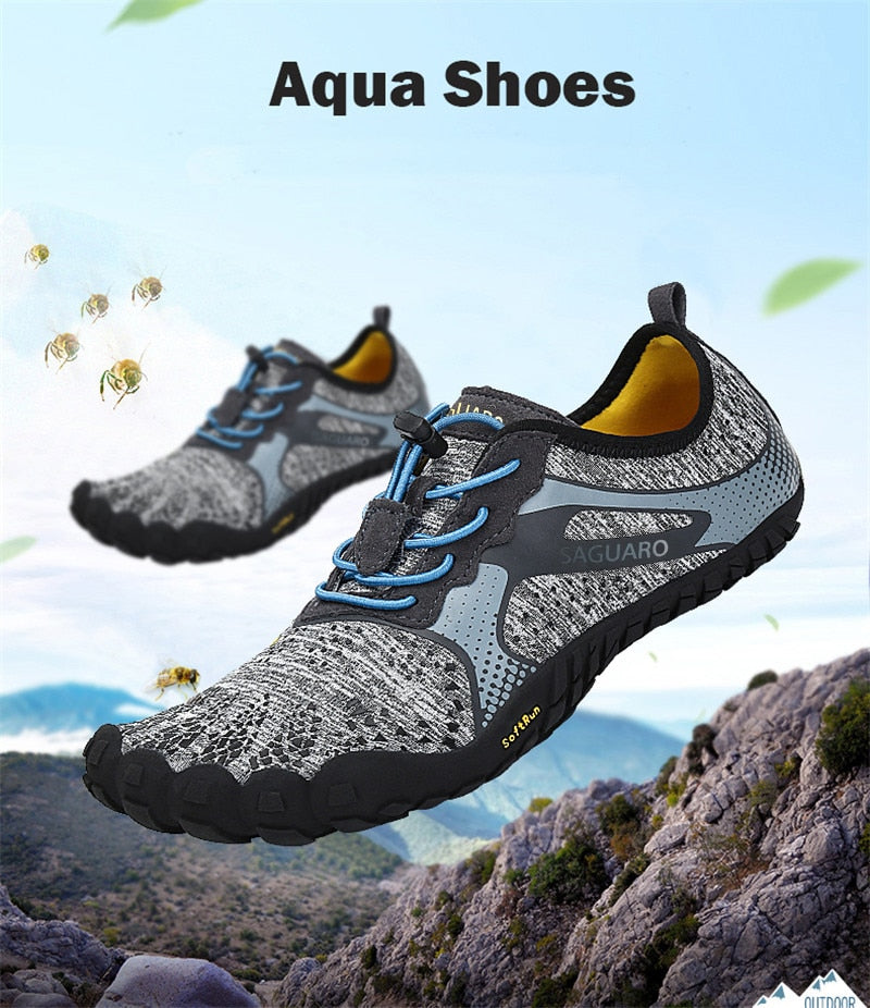 Water Shoes Put Comfortable Light