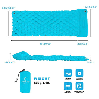 Air Mattress Super Thick Sleeping Pad