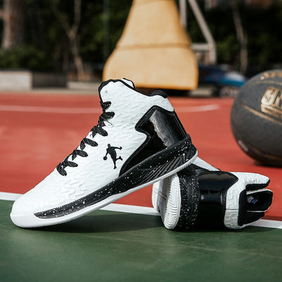 Basketball Shoes The Way To Winner Cushioning Anti-Skid