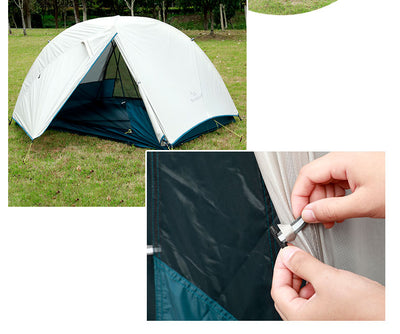 Tent 2 Person Backpack and Camping Outdoor Ultralight