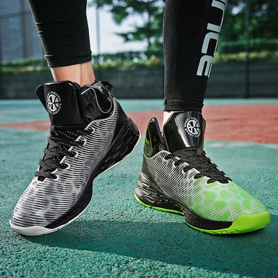 Basketball Shoes Cushioning Anti-Skid Way To Victory
