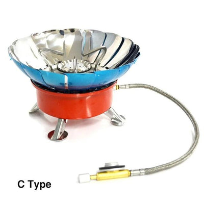 Camping Supplies Gas Burners For Picnic
