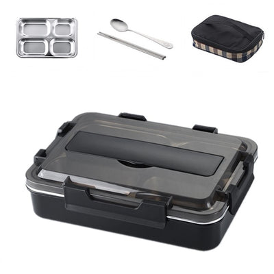 Lunch Box Hot Long Time Stainless Steel Leak-Proof