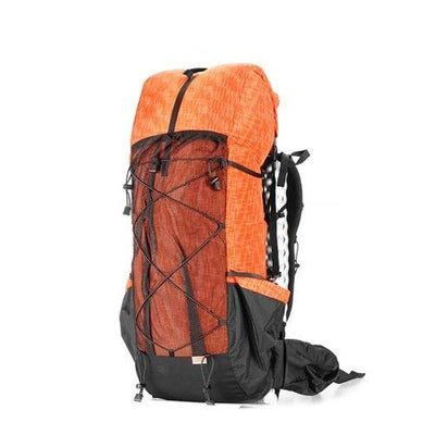 Hiking Backpack For Outdoor Traveling Waterproof